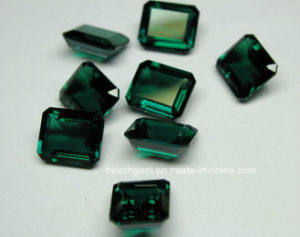 Lab Created Emerald Loose Gemstones pictures & photos
