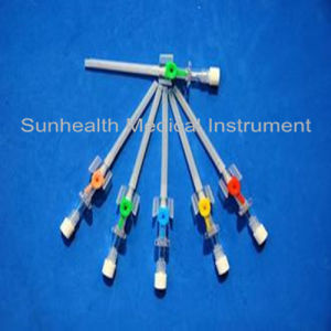 Medical Sterile IV Catheter High Quality IV Cannual Catheter pictures & photos