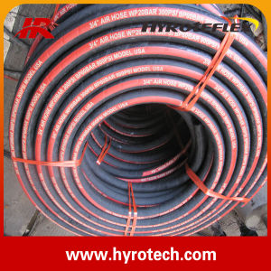 Wrapped Rubber Air Hose pictures & photos