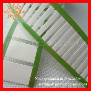 Thermal Print Heat Shrink Cable Identification Sleeves pictures & photos