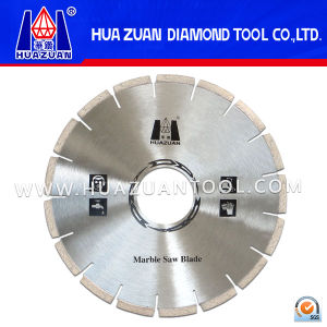 Huazuan 250mm Narrow Slat Saw Blade for Marble Hot Sale pictures & photos