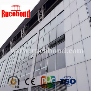 Guangzhou Rucobond PVDF PE Aluminum Sheet Aluminum Composite Panel pictures & photos
