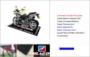 Dirt Bike PVC Carpet pictures & photos