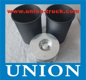 4hg1 Phosphate Cylinder Liner Kit for Isuzu Elf Diesel Truck pictures & photos