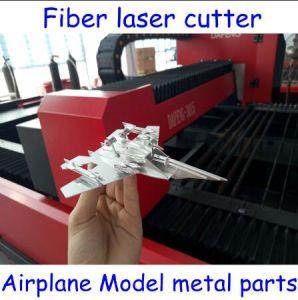 500watta Metal Sheet Fiber Laser Cutting Machine Factory Price pictures & photos