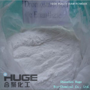 Bodybuilding Steroid Powder Drostanolone Enanthate (CAS: 472-61-145) pictures & photos