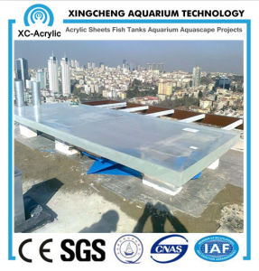 Customized Large Transparent Acrylic/PMMA Swimming Pool for Swimming Pool Project pictures & photos