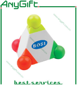 Highlighter Pen with Customized Logo pictures & photos