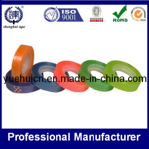Small Office Colored BOPP Stationery Tape pictures & photos