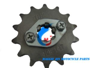Motorcycle Parts Front Sprocket for Motorcycle Bajaj pictures & photos