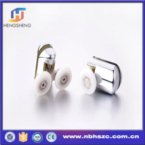 Plating Single and Double Guide Roller Wheel pictures & photos
