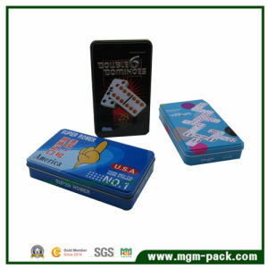 High Quality Rectangle Promotional Packing Tin Box pictures & photos