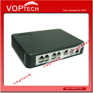 2-4 Analog Ports IP PBX of Voptech With Recording