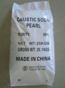 Caustic Soda Flake/Pearl pictures & photos