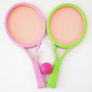 Plastic Sport Toy Tennis Racket with 2 Colours (10174849) pictures & photos