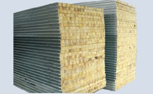 Rockwool Sandwich Panel Roof Wall Use pictures & photos