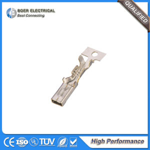 Auto Wire Electrical Crimp Ring Connector Insulated Spade Terminal pictures & photos