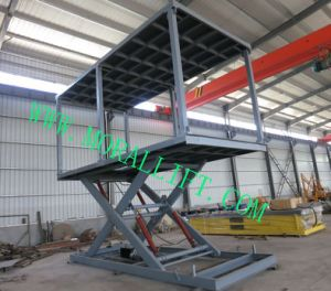 Double Deck Car Lift Platform