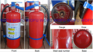 4.5kg Mexico Use Empty Fire Extinguisher pictures & photos