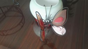 Purely Manual Iron Handicraft-Butterfly pictures & photos