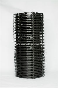 Professional Reinforcing High Quality 80-80kn Uniaxial Plastic Geogrid with Ce Certification pictures & photos