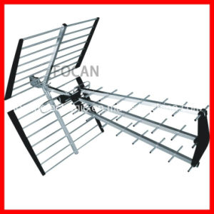 Fodable Outdoor Yagi TV Antenna (HD-204, 805) pictures & photos