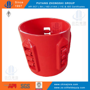 Caing Pipe Centralizer with Rollers pictures & photos
