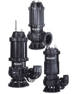 Electrical Water Pump/ Sewage Submersible Pump (WQ180-25-22) pictures & photos