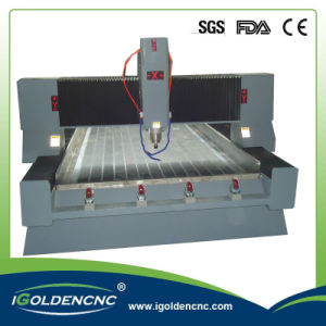 CNC Router 3D Stonegranite Edge Cutting Machine 1325 pictures & photos