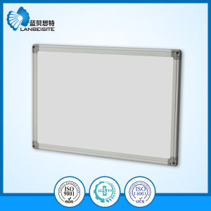 Whiteboard Drywipe Magnetic with Pen Tray pictures & photos