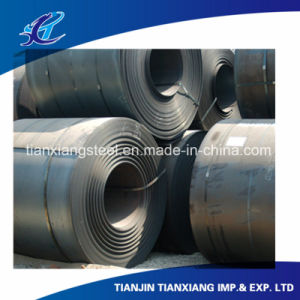 HRC JIS G3101 G3132 Ss400b Hot Rolled Steel Coil pictures & photos
