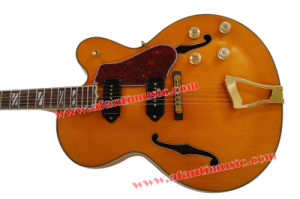 Afanti Music Hollow Body L5 Electric Guitar (AHY-641S) pictures & photos
