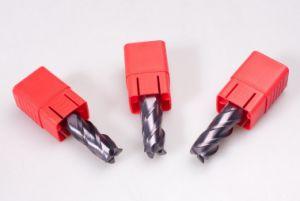 HRC55 8*D8*60L-4f Spiral Bit Milling Tools, Carbide CNC End Mills Router Bits pictures & photos