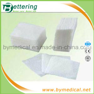 Surgical Abosrbent Non Woven Sponges pictures & photos