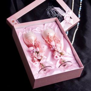 Beautiful Pink Gift Packaging Box/Gift Box