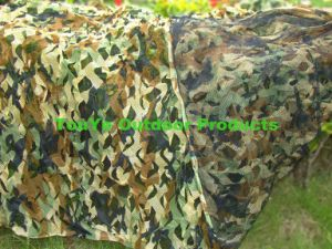 Two Layers Luxus Camo Netting Photography Fishing Hunting Camouflage Net 4*1.5m Desert