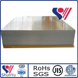 Aluminium Plain Sheet Used for Construction and Decoration