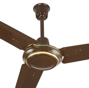 Strong Airflow Solar DC 12V Ceiling Fan with High Quality Brushless Motor pictures & photos