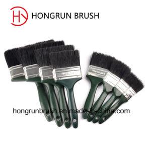 Plastic Bristle Paint Brush (HYP014) pictures & photos