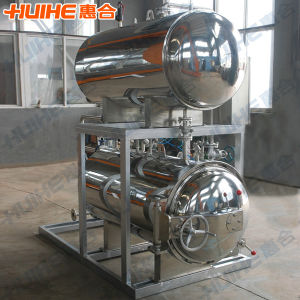 Water Immersion Autoclave for Food Sterilization pictures & photos