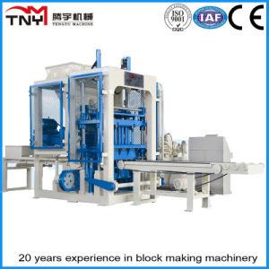 High Quality PLC Control Concrete Block Machine (QT8-15) pictures & photos