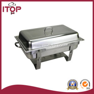 Stainless Steel Simple Economical Chafing Dish pictures & photos