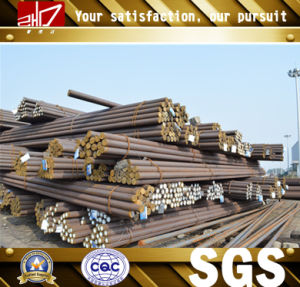 Building Steel Round Bar JIS/GB Standard pictures & photos