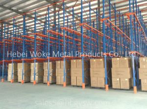 Drive in Racking Type Warehouse Racking Systems pictures & photos
