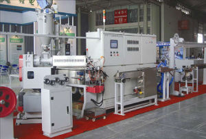 Double-Layer Co-Extrusion Extruding Machine (FPLM) pictures & photos