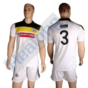 Healong No MOQ Full Dye Sublimated Soccer Uniforms pictures & photos