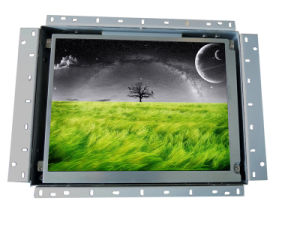 15inch LCD Open Frame Monitor with Metal Case pictures & photos
