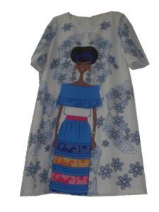 Lady Fashion Dress/ Garment/ Apparel (927)