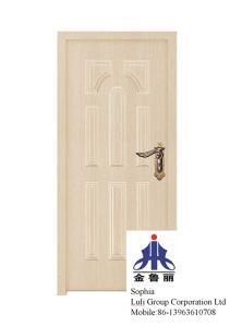 Ash Veneer Door Skin to Iran pictures & photos