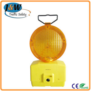 Road Barricade Warning Light for Road Construction Site pictures & photos
